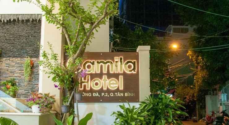 EXTERIOR_BUILDING Khách sạn Camila Saigon