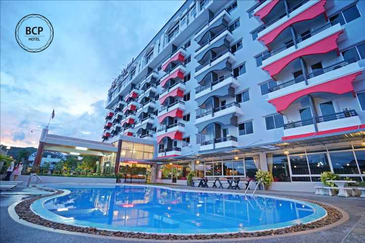 EXTERIOR_BUILDING BCP Hotel