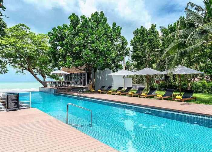 SWIMMING_POOL Centara Q Resort Rayong