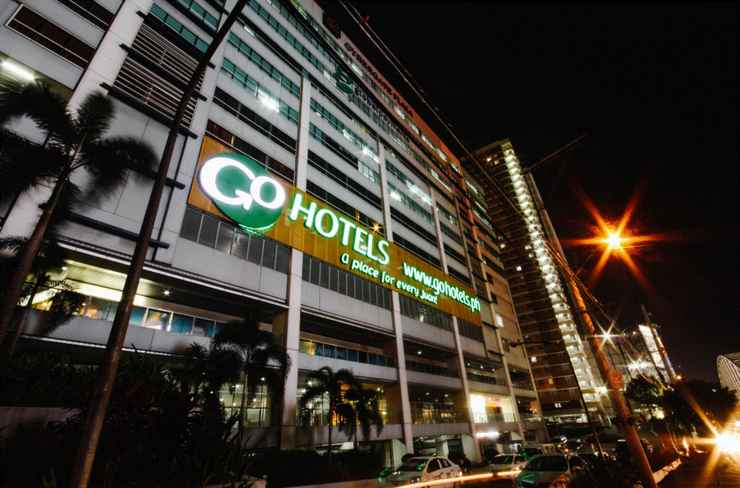 EXTERIOR_BUILDING Go Hotels Mandaluyong
