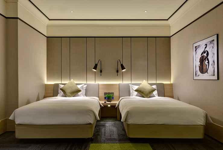 BEDROOM Aerotel Singapore Transit Hotel @ Changi Terminal 1