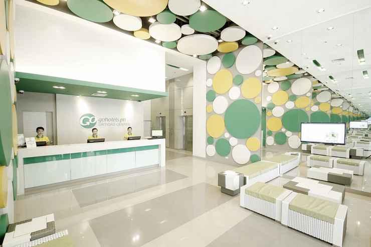 LOBBY Go Hotels Ortigas Center