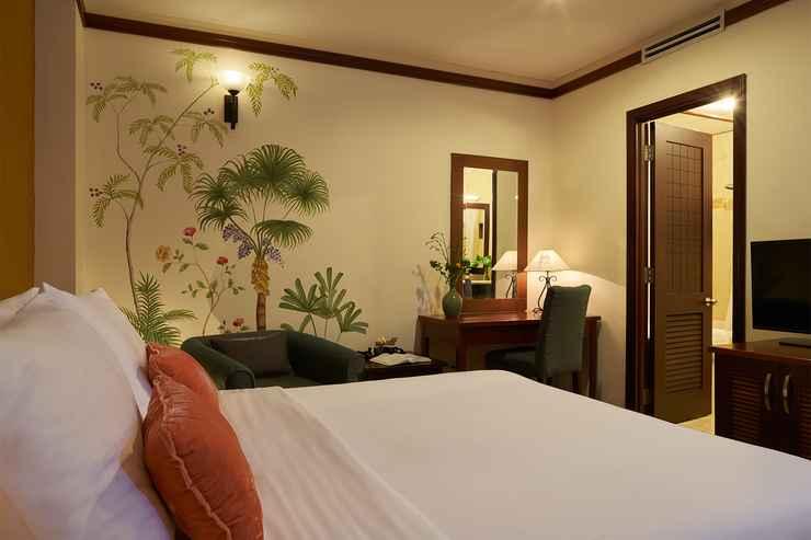 BEDROOM Prostyle Hotel Ho Chi Minh プロスタイルホテルホーチミン (former Hotel De Charme Saigon)
