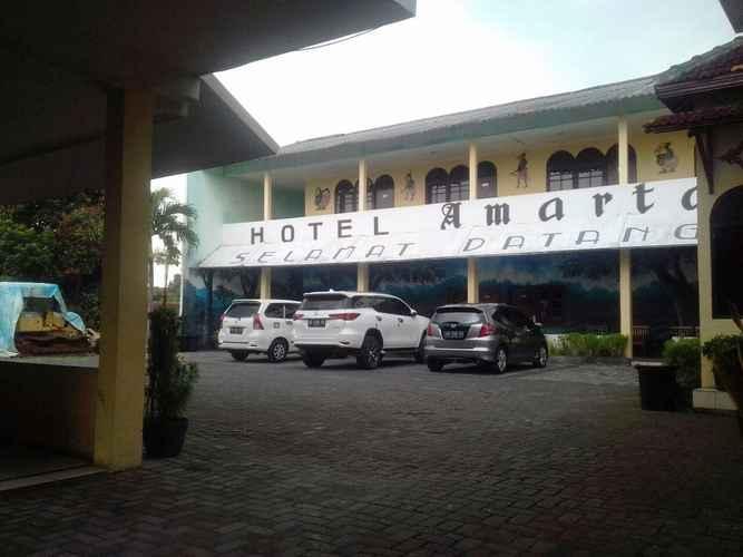 LOBBY Hotel Amarta