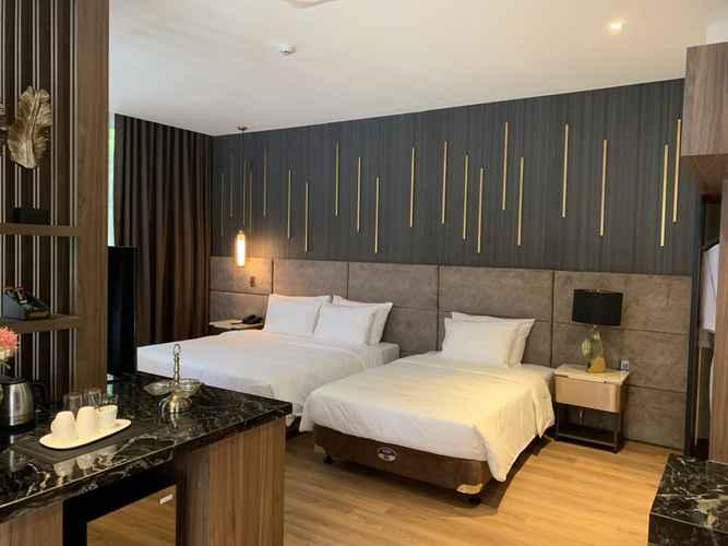 BEDROOM Khách sạn Hadiva