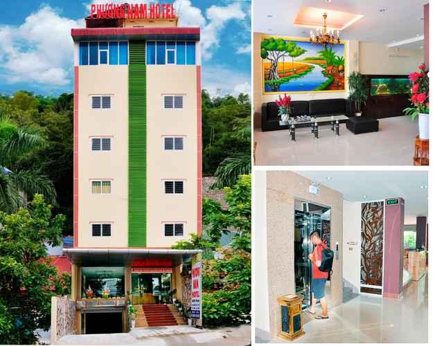 EXTERIOR_BUILDING Khách sạn Phương Nam Điện Biên