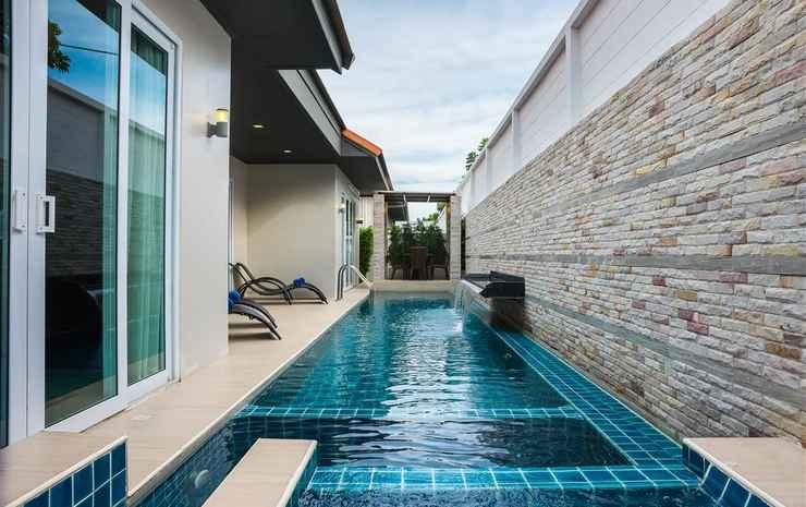The Ville Jomtien Pool Villa (Newly Renovated November 2019) Chonburi - Grande 6 Bedroom 4 Bathroom RO