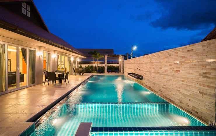 The Ville Jomtien Pool Villa (Newly Renovated November 2019) Chonburi - Luxury 6 Bedroom 4 Bathroom RO