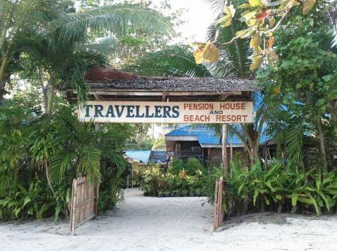 EXTERIOR_BUILDING Travellers Beach Resort