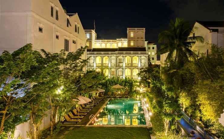 EXTERIOR_BUILDING Hội An Garden Palace & Spa
