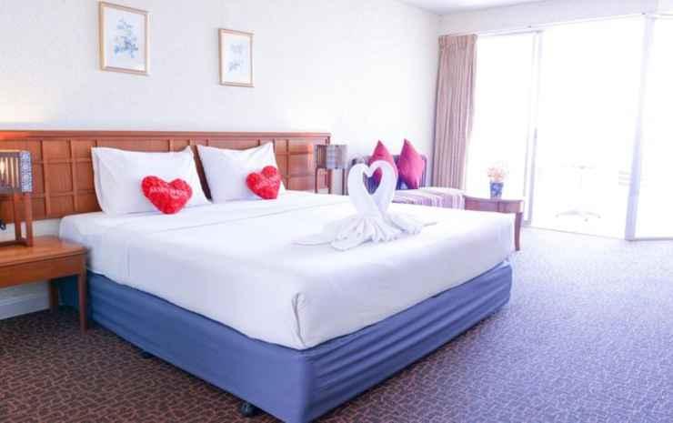 Sandy Spring Hotel Chonburi - Deluxe Sea View