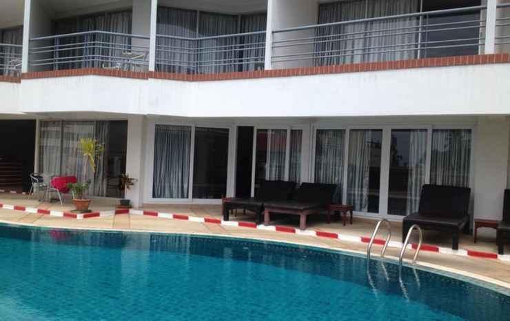Sandy Spring Hotel Chonburi - Deluxe Poolside