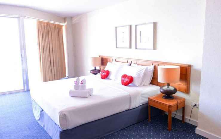 Sandy Spring Hotel Chonburi - One Bedroom Suite with Sea View