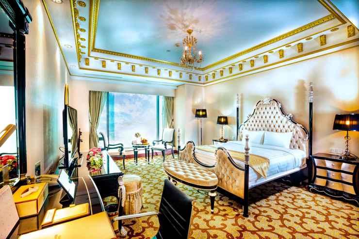 BEDROOM Khách sạn Grand Plaza Hà Nội