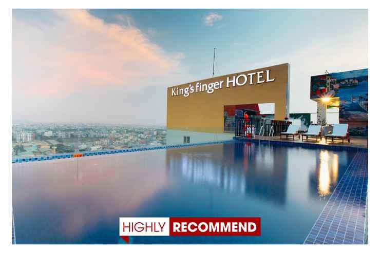 SWIMMING_POOL Khách sạn King's Finger
