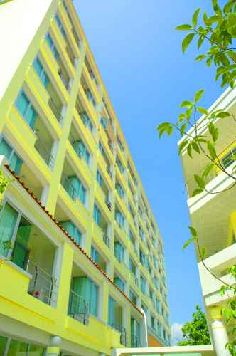 EXTERIOR_BUILDING คาซาวีวรรณ เซอร์วิส อพาร์ตเมนท์