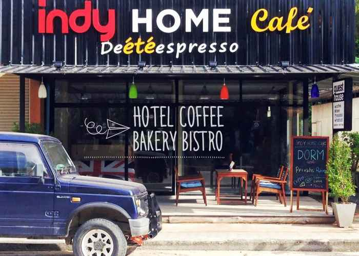 EXTERIOR_BUILDING Indy Home Cafe