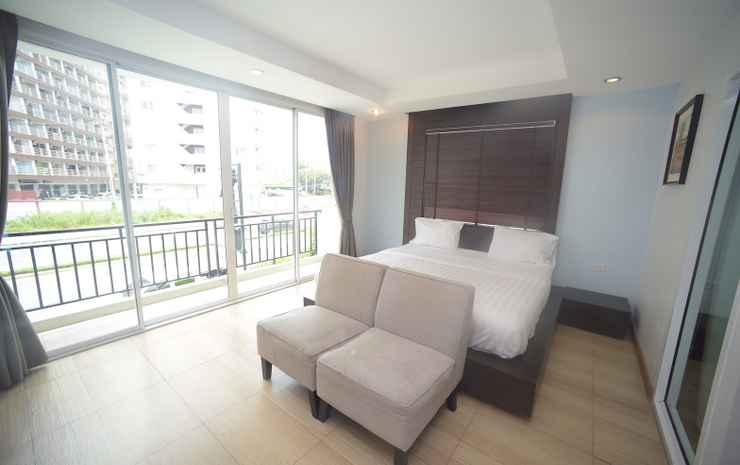 Villa Navin Chonburi - Deluxe Room with Balcony