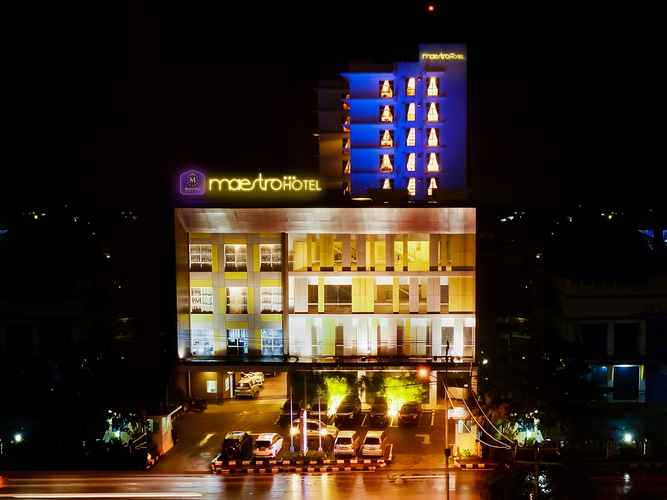 EXTERIOR_BUILDING Maestro Hotel Kota Baru