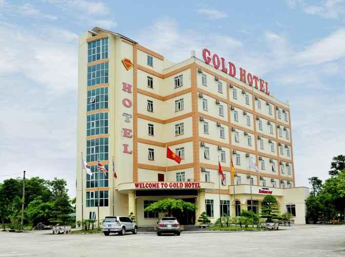 EXTERIOR_BUILDING Khách sạn Gold Ninh Binh