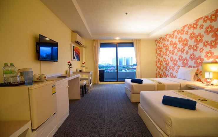Angket Hip Residence Chonburi - Superior Room