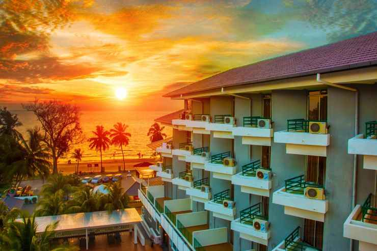 EXTERIOR_BUILDING Akar Beach Resort Port Dickson