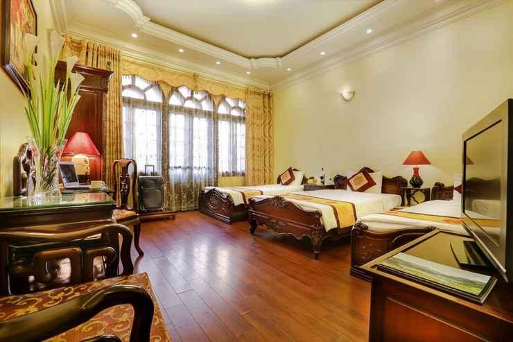 BEDROOM Khách sạn Hanoi Little Town