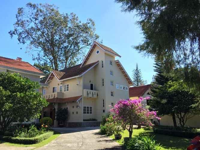 EXTERIOR_BUILDING Nice Dream Villa Dalat