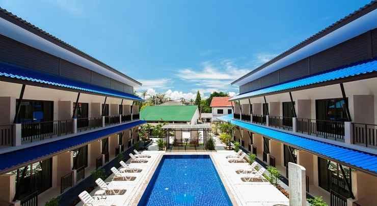 SWIMMING_POOL Phangan Island View Hotel