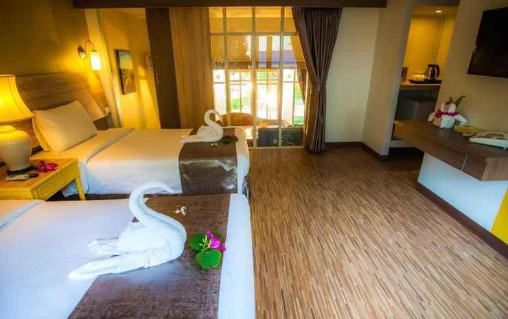 Natural Park Resort Chonburi - 3 Bedroom Bungalow