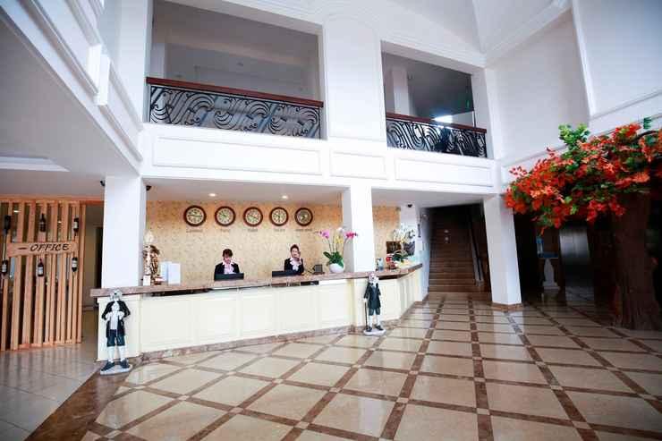 LOBBY Khách sạn Ngọc Phát Đà Lạt