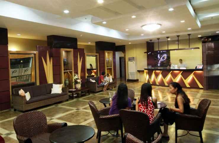 LOBBY Pulsar Hotel and Restaurant