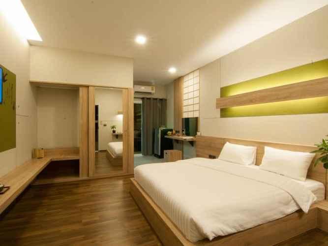 BEDROOM The Zenith Residence Hotel