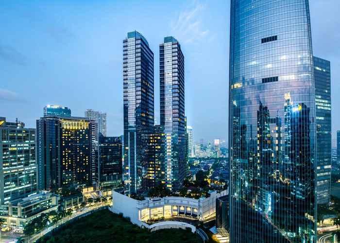 EXTERIOR_BUILDING The Ritz-Carlton Jakarta, Mega Kuningan
