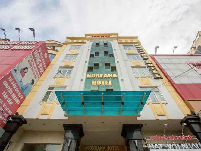 EXTERIOR_BUILDING Khách sạn Koreana Saigon