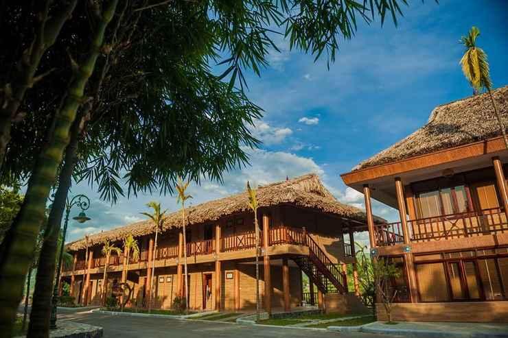EXTERIOR_BUILDING Khách sạn Hòa Biình