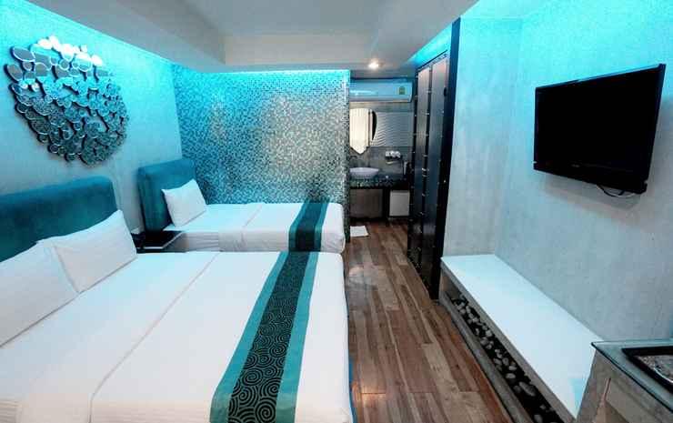 BLUTIQUE HOTEL Bangkok - TRIPLE ROOM