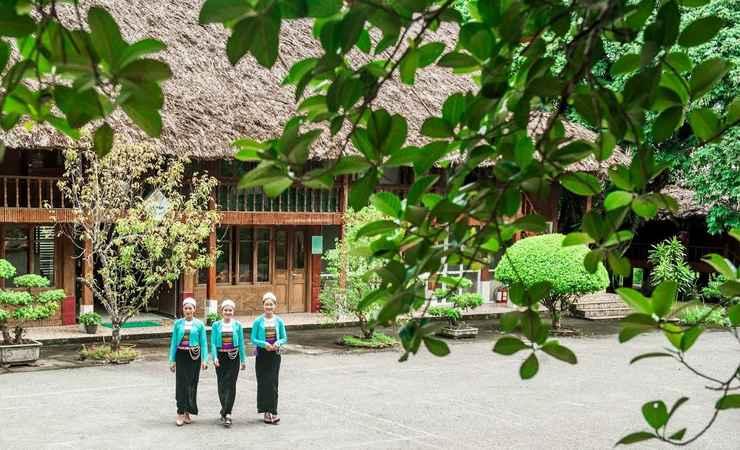 EXTERIOR_BUILDING Hoa Binh 2 Hotel