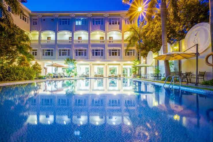 SWIMMING_POOL Khách sạn Eden Plaza
