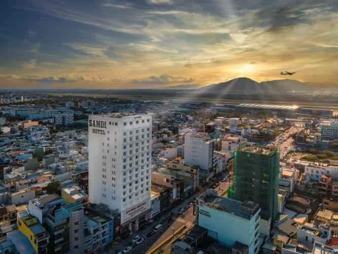 EXTERIOR_BUILDING Khách sạn Samdi Đà Nẵng