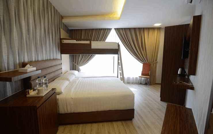 HOTEL ZAMSAHAM Johor -