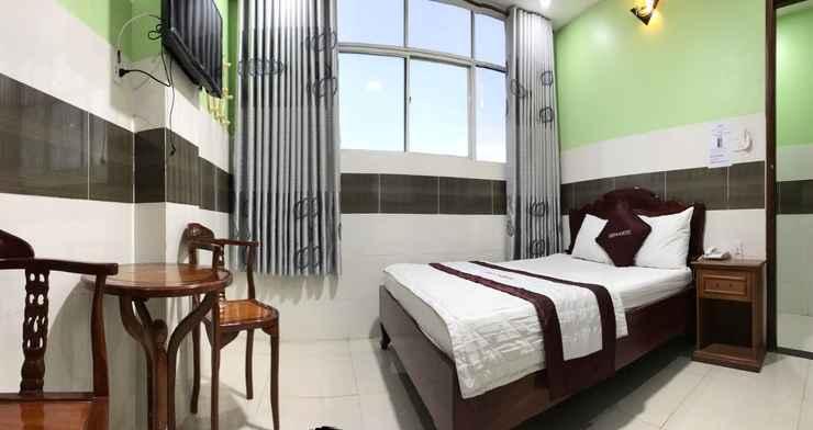 BEDROOM Khách sạn Eden Gò Vấp