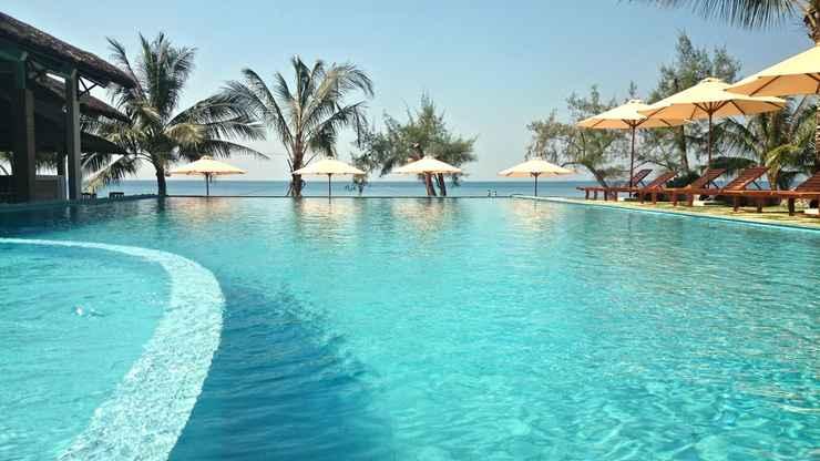 SWIMMING_POOL Ancarine Beach Resort