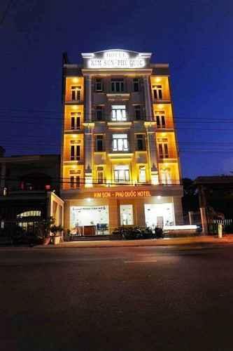 EXTERIOR_BUILDING Kim Sơn Phú Quốc Hotel