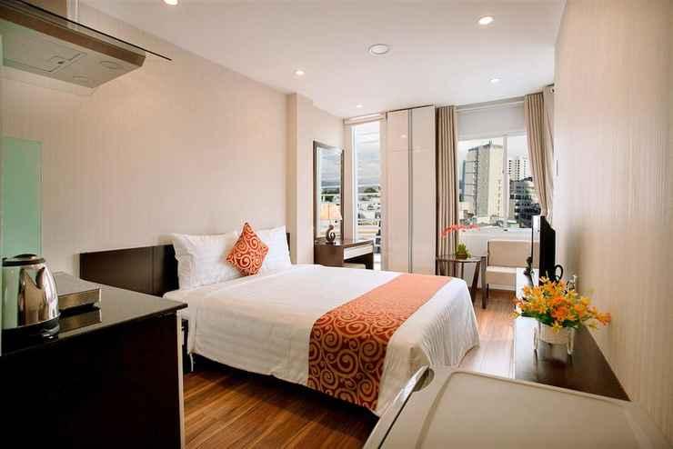 BEDROOM Galaxy Apartment