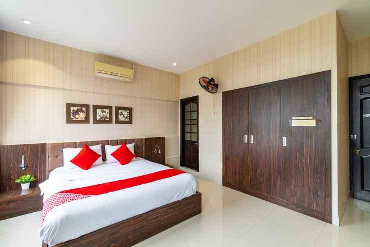 BEDROOM Oasis Riverside Hotel