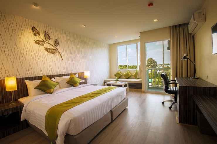 BEDROOM Tamarind Garden Hotel