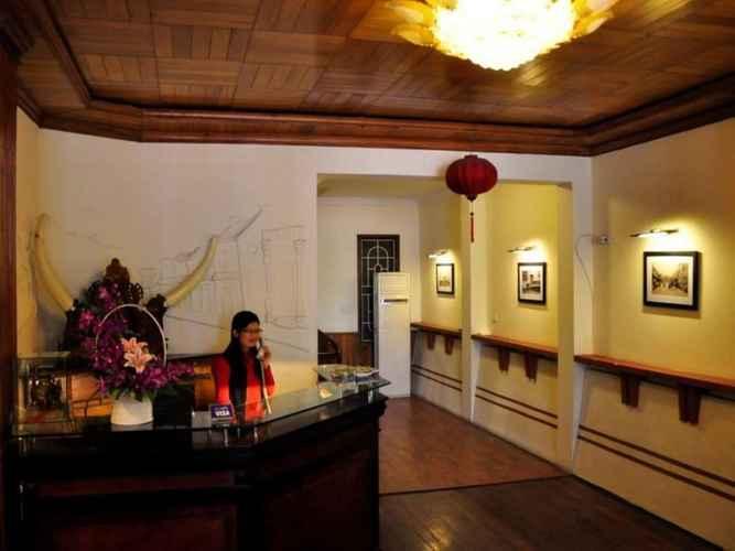 LOBBY Khách sạn Xanh