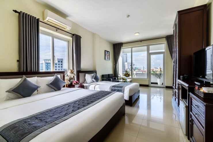 BEDROOM Khách sạn Baly