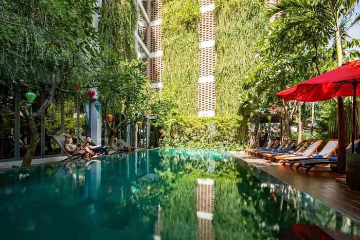 SWIMMING_POOL Khách sạn Atlas Hội An